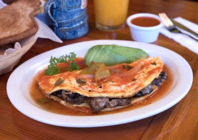 Omelette español